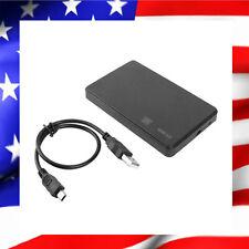 """Boîtier Externe 2.5"""" pour Disque Dur SATA SSD/HHD USB 2.0 5 GB/s"""