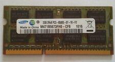 Barette Mémoire Ram samsung 2GB 2Rx8 PC3-8500