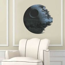Death Star Star Wars Wall Stickers Removable PVC Wall Sticker Home Decals