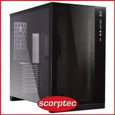Lian Li Pc-o11 Dynamic Tempered Glass Case Black
