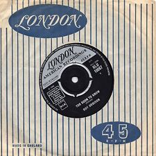 ROY ORBISON  TOO SOON TO KNOW/YOU'LL NEVER BE SIXTEEN AGAIN  UK LONDON   60s POP