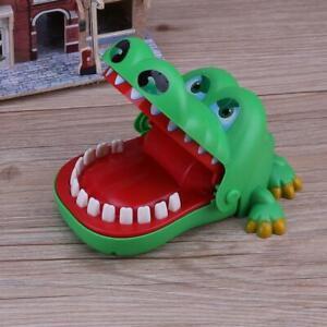 Große Krokodil-Mund-Zahnarzt-Bissen-Finger-Spiel lustiges Spielzeug-Geschen