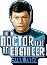 Magnet - Star Trek - McCoy Quote Funky Chunky New Toys Licensed 95345
