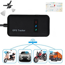 Vehicle GPS Tracker Real-time Locator GPS/GSM/GPRS/SMS Tracking Device Car Bike