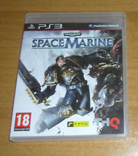 Jeu playstation 3 PS3 - Warhammer 40.000 Space marine