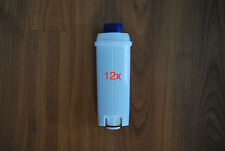 12 trozo eletta delonghi cartucho de filtro filtro de agua filtro dls c002/ser 3017