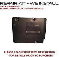 REPAIR kit 1998 99 2000 01 02 03 Jaguar XJ8 XKR XK8 ABS Module WE INSTALL