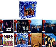 "Rolling STONES ""their Satanic Majesties Request"" JAPAN MINI LP 8 CD BOX"