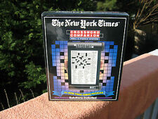 NY Times Crossword Companion Volume 1 Roll A Puzzle System 24 Puzzles~New