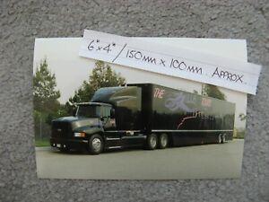 """6X4"""" 150X100mm ZZ TOP ZILLA TOUR FORD AEROMAX TRUCK TRUCKING USA TRANSPORT PHOTO"""