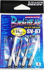 Decoy Bachi Head SV-67 #2/0 5gr