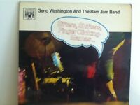 GENO  WASHINGTON  & RAM JAM BAND   LP  SIFTERS,SHIFTERS, FINGER CLICKING MAMAS