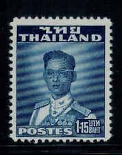 1953 Thailand King Bhumibol Definitive Issue 1.15 Baht Mint Sc#289