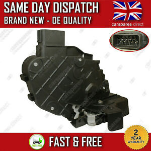 LAND ROVER DISCOVERY 3 & 4 REAR LEFT PASSENGER CENTRAL DOOR LOCK LATCH ACTUATOR