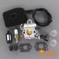 42411200616 Carburetor Air Filter Carb Kit For Stihl BG86 SH56 SH56C SH86 SH86C