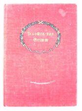Märchen von Grimm Laßleben Verlag 1924 - Bilder von Robert Schober Kallmünz