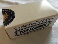 RARE VW Volkswagen Matchbox Special Limited Edition! 6890/2200 BOX 1997