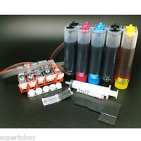 NON-OEM Continuous Ink System For Canon PIXMA MG5220 MG5200 MX882 w/Chip CISS