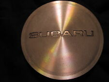 "Subaru wheel center cap hubcap emblem badge 2 1/4"" OEM machined"
