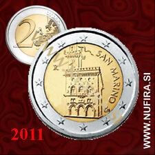 2011 San Marino 2 EUR regular coin
