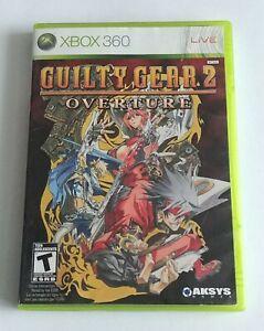 Guilty Gear 2: Overture (Microsoft Xbox 360, 2008) - CIB