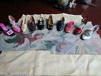 JUST THE RIGHT SHOE by Willitts/Raine,[#12] 10 collector mini shoes