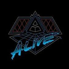 Daft Punk Alive 2007 LP Vinyl 33rpm 2014