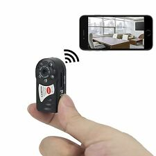 US!Motion activated mini hidden camera 720p HD mini wifi camera spy camera