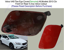 Volvo V40 All Models OEM Tow Eye Cover Supplied In Any Colour 2013 On