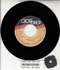 "RAY CHARLES  Living For The City & Then We'll Be Home 7"" 45 rpm vinyl record NEW"