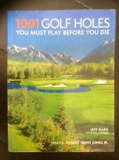 1001 Golf Holes: You Must Play Before You Die, Barr (PB 2005) GC FREE POSTAGE