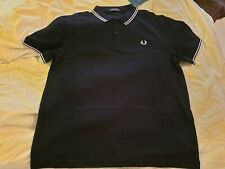 FRED PERRY TIPPED POLO T BNWT XXL