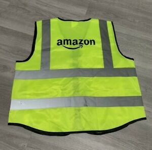 **BRAND NEW** Amazon DSP Flex Delivery Driver Safety Vest - Reflective Size XXL