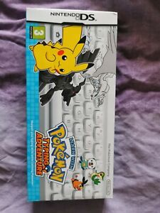 Learn with Pokemon Typing Adventure - DS Game - * Brand New, Sealed * - UK Pal