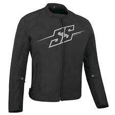 SPEED AND STRENGTH MEN'S HAMMER DOWN TEXTILE JACKET BLACK S 870640