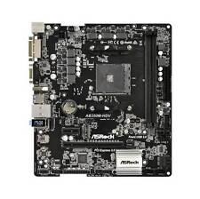 ASRock AB350M-HDV Socket AM4/ AMD B350/ DDR4/ SATA3&USB3.0/ M.2/ A&GbE/