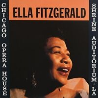 Ella Fitzgerald - At The Opera House [New CD] Bonus Track, Rmst, With Book, Spai