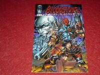 [ Bd Comics Cuadros USA] Bloodstrike Assassin #2-1995