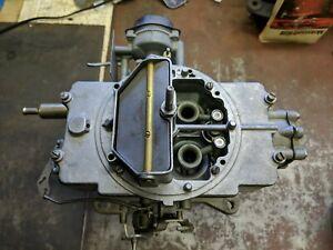 1965 1966 1967 Ford Autolite 4100 4V 1:12 Carb Carburetor C5AF poor boy hipo 289