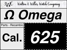 1 pc OMEGA 625 Original parts recambio movement vintage GENUINE New NOS 3WC