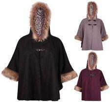 Hood Poncho Coats & Jackets for Women
