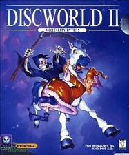 DISCWORLD II MISSING PRESUMED... + 1Click Windows 10 8 7 Vista XP Install