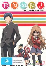 Toradora The Complete Series DVD R4