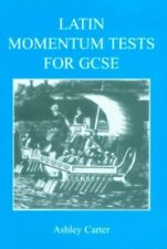 Latin Momentum Tests for Gcse by Carter, Ashley Paperback Book The Fast Free