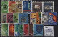 Svizzera - 1980 - Annata completa usata