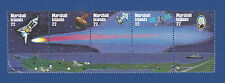 Marshall Islands (#90a) 1985 Halley's Comet MNH strip