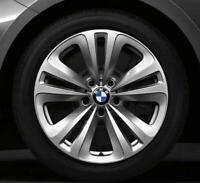4 Orig BMW Sommerräder Styling 234 245/45 R18 100Y 5er F10 6er 69dB Neu BMW-177