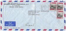 SAUDI ARABIA 1975 US RIYADH FROM LOCKHEED AIR CRAFT CORP FRANKED WITH SG UNLISTE