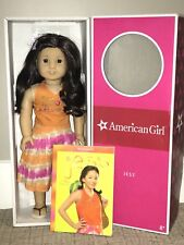 American Girl Doll Used, Jess McConnell Girl Of The Year 2006, 18 Inches Retired