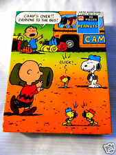 Vintage SNOOPY PEANUTS #4718 Jigsaw Puzzle (60 pieces) By Golden